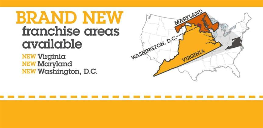 East Coast Franchise Opportunities Now Available!