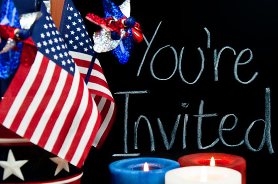 Memorial day party for Memorial day weekend ideas