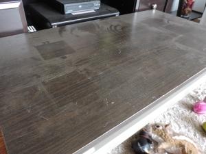 Dusty Table 1