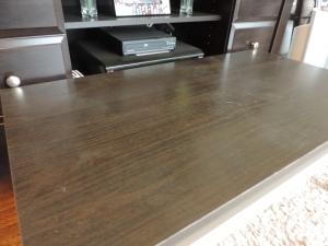 Dusty table 2