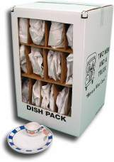 dishpack kit