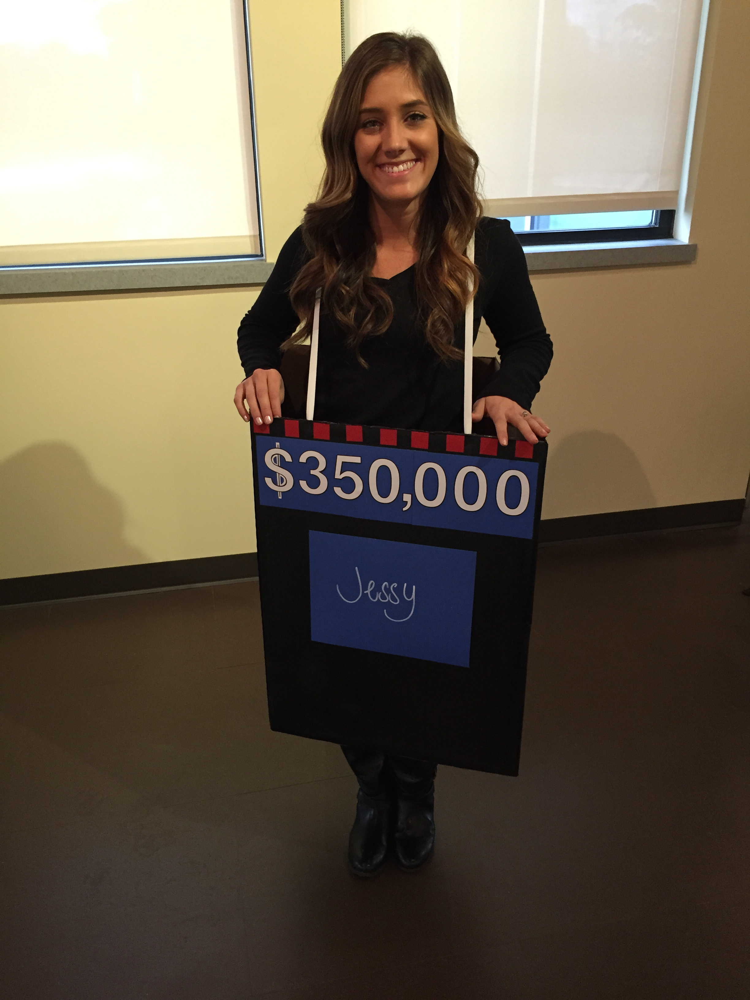 jeopardy box - Halloween Box Costumes