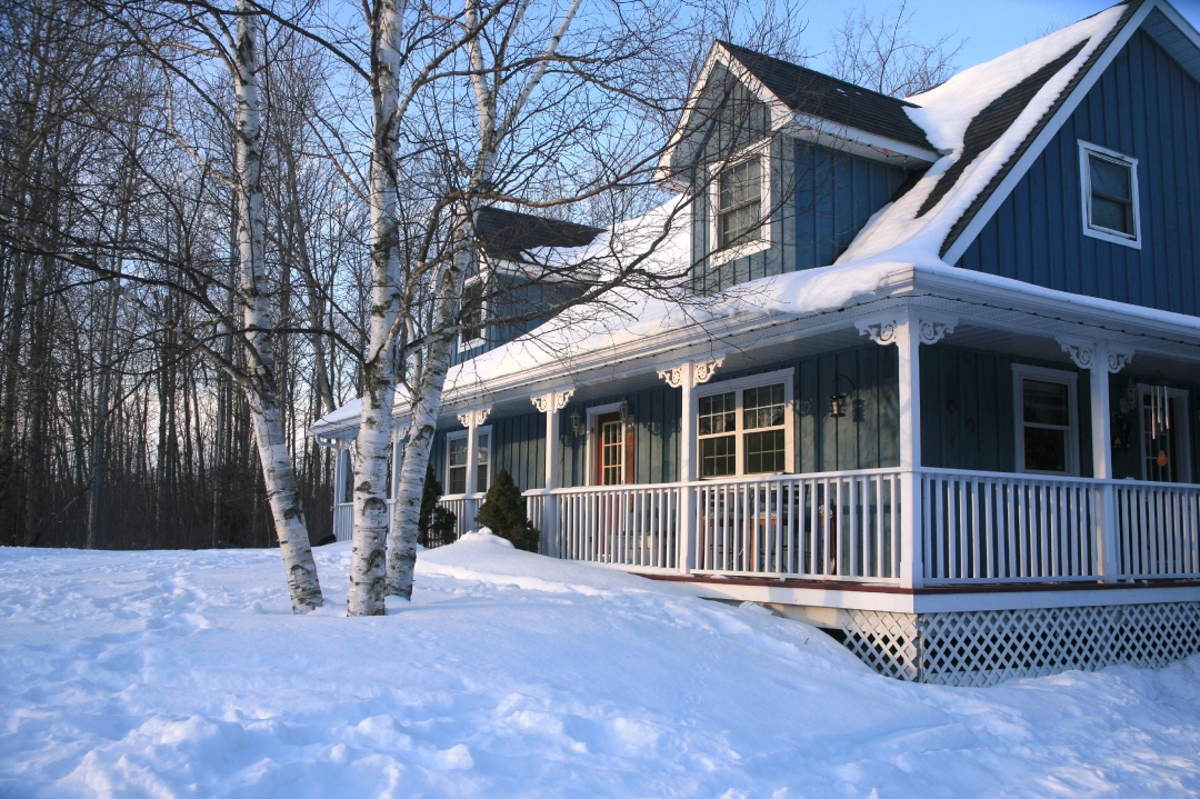 iStock_House in the winter