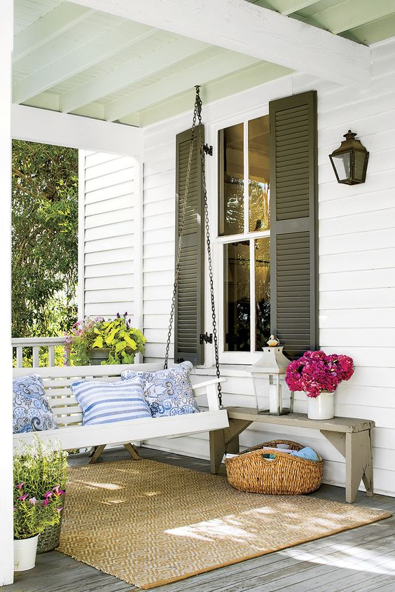 Front porch make over