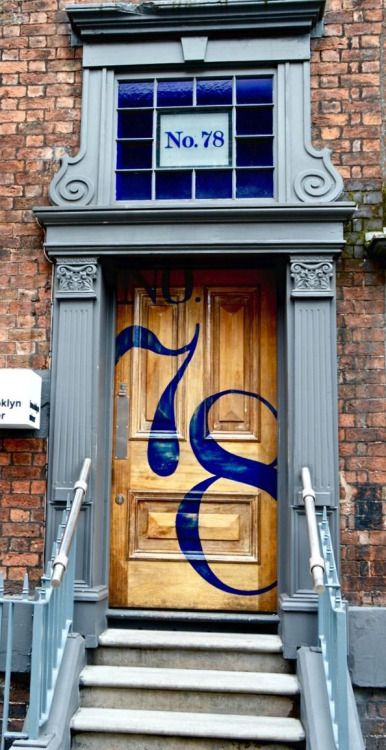 Statement house number