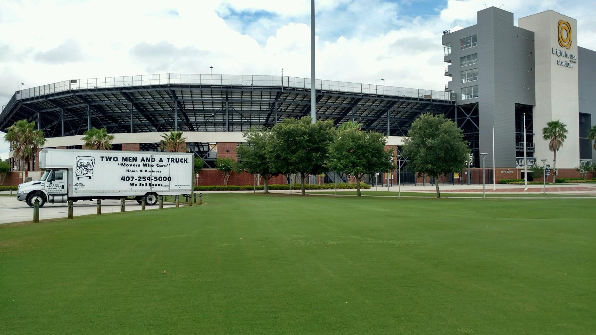 Camping World Stadium, Orlando, FL