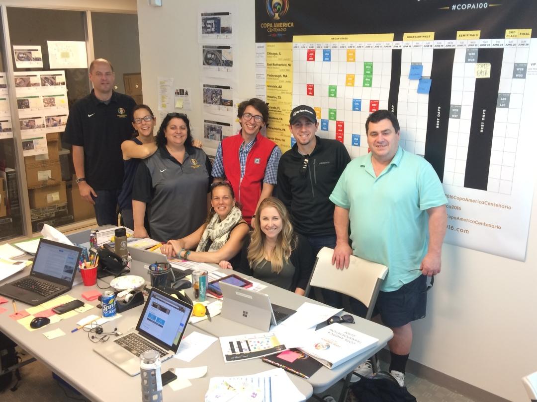 Mark List - COPA Transportation Team