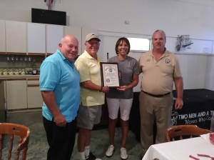 Movers For Military Golf outing picture Larry